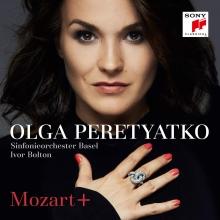 Mozart + - de Olga Peretyatko
