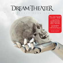 Distance over time - de Dream Theater