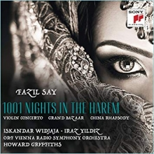 1001 Nights in the harem - de Fazil Say
