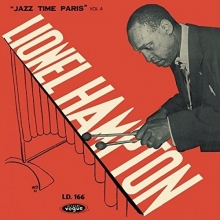 Jazz time Paris vol.4,5&6 - de Lionel Hampton