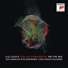 Salonen:Cello Concerto - de Yo-Yo Ma,Los Angeles Philharmonic,Esa-Pekka Salonen