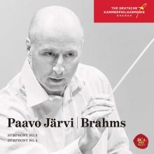 Brahms: Symphony no.3&no4 - de Paavo Jarvi
