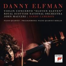 Violin Concerto - de Danny Elfman