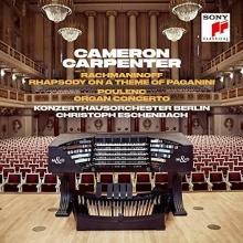 RACHMANINOFF: RHAPSODY ON A THEME OF  - de Cameron Carpenter