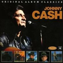Original Album Classics  - de Johnny Cash