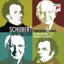 Schubert;:Symphonies nos.1&5-Ouverture