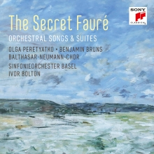 The Secret Faure - de Olga Peretyatko-Benjamin Bruns-Balthasar-Neumann-Chor