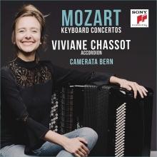 Mozart:Keyboard Concertos - de Viviane Chassot-Camerata Bern
