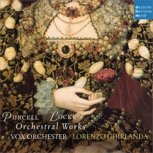 Purcell & Locke: Orchestral Works - de Vox Orchester