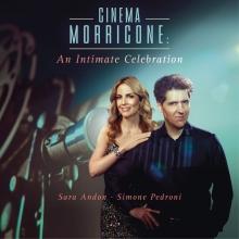 Cinema Morricone:An Intimate Celebration - de Sara Andon,Simone Pedroni