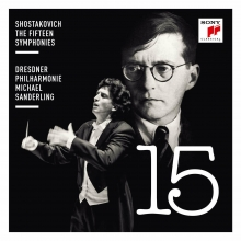 The Fifteen Symphonies  - de Dmitri Shostakovich