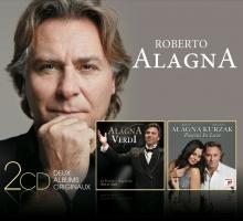 Alagna chante Verdi/Puccini in Love - de Roberto Alagna