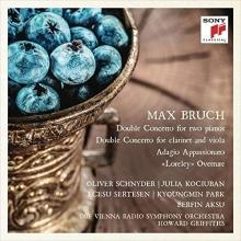 Max Bruch:Double Concerto,Adagio Appassionato,