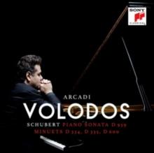 ARCADI VOLODOS SCHUBERT PIANO SONATA - de Schubert