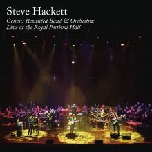 Genesis Revisited Band&Orchestra:Live at Royal Festival Hall - de Steve Hackett