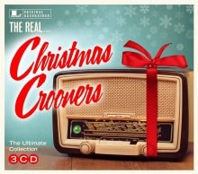 The Real....Christmas Crooners - de Andy Williams,Dean Martin,Barry Manilow,Bing Crosby etc.