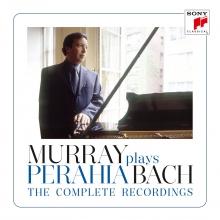 Murray Perahia plays Bach:The Complete Recordings - de Murray Perahia