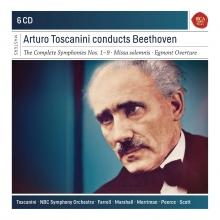 Arturo Toscanini conducts Beethoven - de Arturo Toscanini-NBC Symphony Orchestra