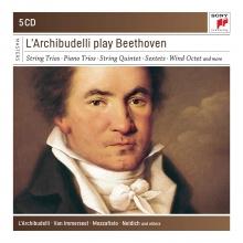 L'Archibudelli play Beethoven - de L'Archibudelli-Van Immerseel-Mozzafiato-Neidich etc.
