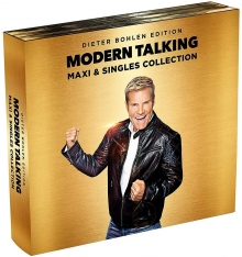 Maxi & Singles Collection - de Modern Talking