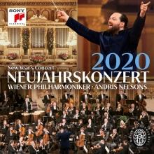 New Year's Concert 2020/NeuJahrsKonzert 2020 - de Andris Nelson/Wiener Philharmoniker