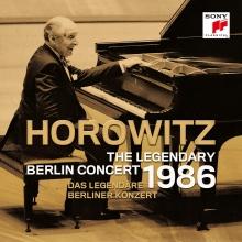 The Legendary Berlin Concert 18th may 1986 - de Vladimir Horowitz