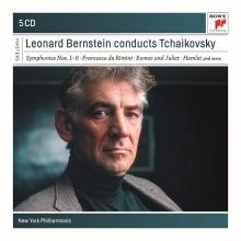 Leonard Bernstein conducts Tchaikovsky - de Leonard Bernstein/New York Philharmonic