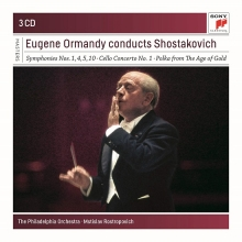Eugene Ormandy conducts Shostakovich - de Eugene Ormandy/The Philadelphia Orchestra