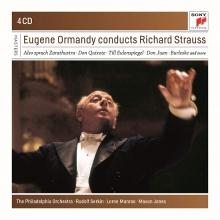 Eugene Ormandy Conducts Strauss - de The Philadelphia Orchestra-Rudolf Serkin-Mason Jones
