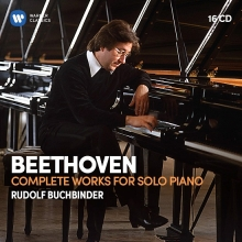 Beethoven: Complete Works for Solo Piano - de Rudolf Buchbinder
