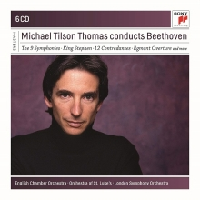 Michael Tilson Thomas conducts Beethoven - de Michael Tilson Thomas/English Chamber Orchestra/Orchestra of St.Luke's/London Symphony Orchestra