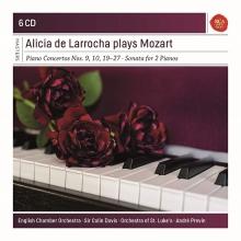Alicia de Larrocha plays Mozart - de Alicia de Larrocha