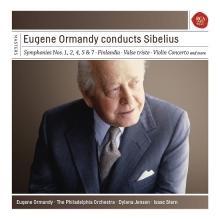 Eugene Ormandy Conducts Sibelius - de Eugene Ormandy/The Philadelphia Orchestra