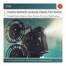 Charles Gerhardt conducts Classic Film Scores - de Charles Gerhardt/National Philharmonic Orchestra
