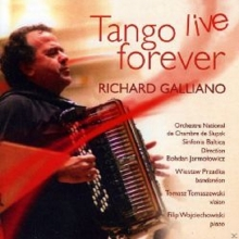 Tango Live Forever - de Richard Galliano