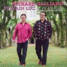 La Vie En Rose - Rencontres - de Richard Galliano, Sylvain Luc