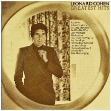 Greatest Hits - de Leonard Cohen