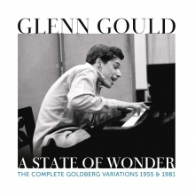 A State of Wonder-The Complete Goldberg Variations 1955 & 1981 - de Glenn Gould
