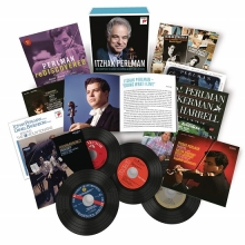 The Complete RCA and Columbia Album Collection - de Itzhak Perlman