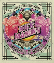 Live at the Roundhouse - de Nick Mason's Saucerful of Secrets