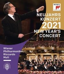 New Year's Concert 2021 - de Riccardo Muti/Wiener Philharmoniker
