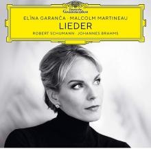 Schumann-Brahms:Lieder - de Elina Garanca/Malcolm Martineau