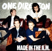 Made in the A.M - de One Direction