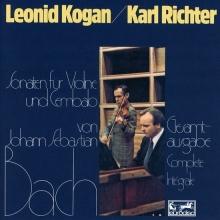 J.S.Bach:Sonaten fur Violine und Cembalo - de Leonid Kogan/Karl Richter