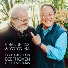Hope Amid Tears:Beethoven-Cello Sonatas - de Emanuel Ax & Yo-Yo Ma