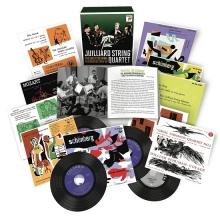 The Early Columbia Recordings 1946-1956 - de Juilliard String Quartet