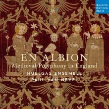 En Albion:Medieval Polyphony in England 1300-1400 - de Huelgas Ensemble/Paul van Nevel