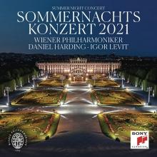 SommernachtsKonzert 2021 - de Daniel Harding/Igor Levit/Wiener Philharmoniker