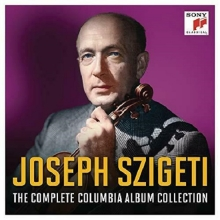 The Complete Columbia Album Collection - de Joseph Szigeti
