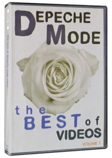 The best of videos vol 1 - de Depeche Mode